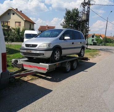 Reso - Srbija: Opel zafira a 2.0dtl 60kw 82ks  Opel delovi   -Corsa B C  -Astra F G