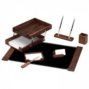Доски 29 7 x 20 9 см дешевые - Кыргызстан: Настольный набор для руководителяНабор деревянный 7 предметов, орех