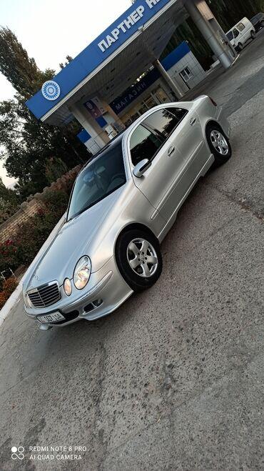 продам авто в рассрочку in Кыргызстан | MERCEDES-BENZ: Mercedes-Benz E 220 2.2 л. 2005 | 233233 км