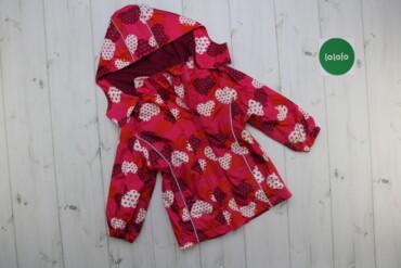 Верхняя одежда - Киев: Дитяча вітровка з серденьками Topolino, зріст 98 см    Довжина: 45 см