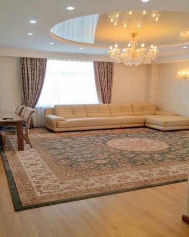 раззакова 2 в Кыргызстан: Сдается квартира: 4 комнаты, 140 кв. м, Бишкек