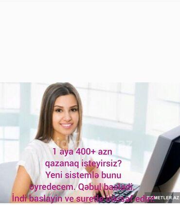 3 elan   İŞ: Şəbəkə marketinqi