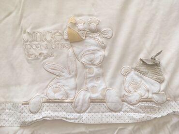 Vreca za spavanje - Crvenka: Prekrivac i vreca za spavanje Tri drugara. Dimenzije 80x90cm