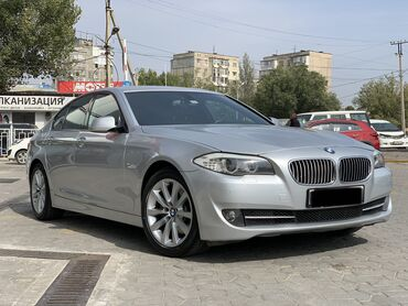 bmw 2800 в Кыргызстан: BMW 5 series 3 л. 2010 | 155000 км