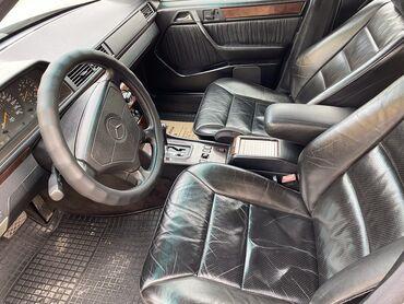 купить двигатель мерседес 3 2 бензин в Кыргызстан: Mercedes-Benz W124 3.2 л. 1995   280000 км