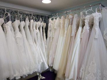 Свадебные платья оптом. Ликвидация в Бишкек