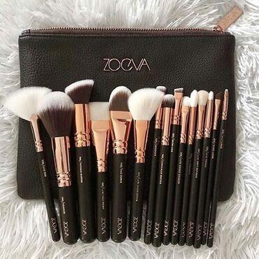 Кисти для макияжа zoeva Для визажа и домашнего использованияВ