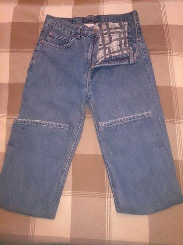 Bakı şəhərində Теплые джинсовые брюки с подкладкой