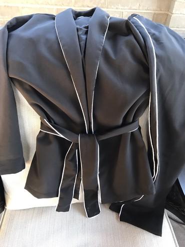 Костюм в Пижамном  стиле, размер C! Турция! Одеван один раз! Новый!  в Бишкек