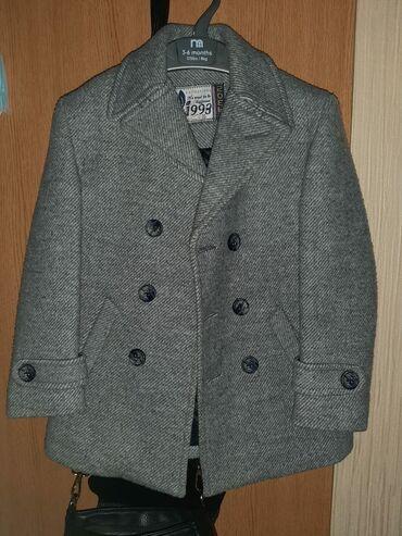 uşaq paltosu - Azərbaycan: Bir defe geyinilib usaq paltosu qep tezedi çiniçiden alinib