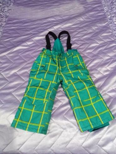 Ski pantalone nove, pise 86/92,ali su vece, moze za dete od 3g. - Zitorađa