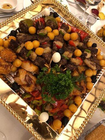 Шеф-повар для кофейни (креативный) в Бишкек