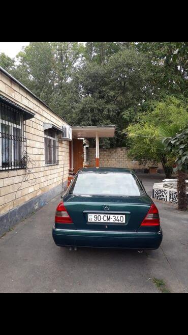 Nəqliyyat - Zaqatala: Mercedes-Benz 200 2 l. 1996   2770 km