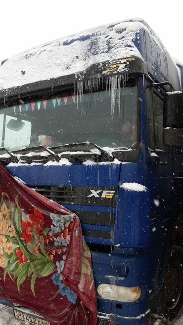 Куплю грузовой тягач - Кыргызстан: Куплю рассрочку даф Вольво Мерседес Рено тягач с нуля