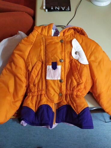Dečija odeća i obuća - Becej: Zimska jakna vel 2