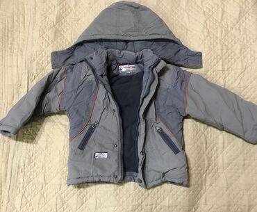 Детские зимняя куртка и штаны. Хор.состояние. Размер 2-3 года, 95-98