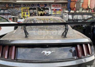isma mustang - Azərbaycan: Ford Mustang arxa spoyler