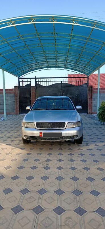 Audi A4 1.8 л. 2000 | 358424 км