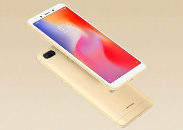 Xiaomi Redmi 6A 2/32GB,Gold в Bakı