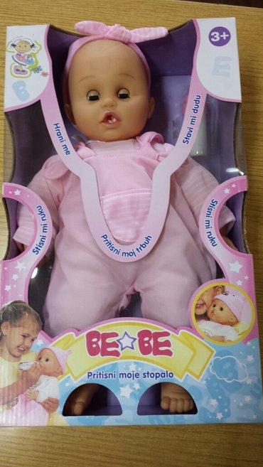 Lutka koja priča, nova, neraspakovana, dužine 40cm - Velika Plana