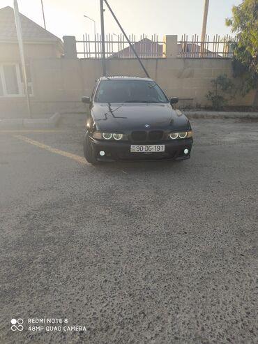 bmw-5-серия-525ix-vanos - Azərbaycan: BMW 5 series 2.5 l. 1996 | 477725 km