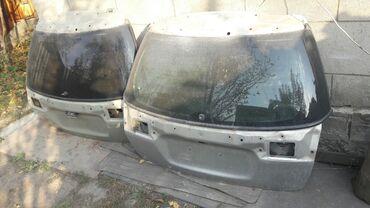 Крыши багажника Субару Аутбэк, Легаси 6г. Серебро, бамбук