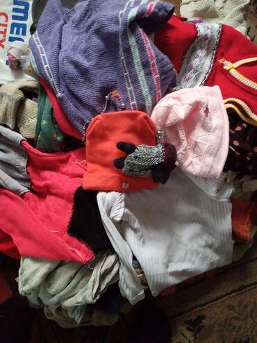 вещи на в Кыргызстан: Продаю пакеты с детской одеждой от рождения и до 2,5 года. Есть и на