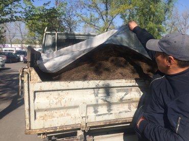 чернозем в Кыргызстан: Чернозем перегной доставка