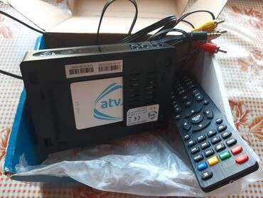 Atv + Tuner 135 - Tv dən çox kanal seçmə Azərbaycan- Tv Aktiv 🇦🇿Türk-