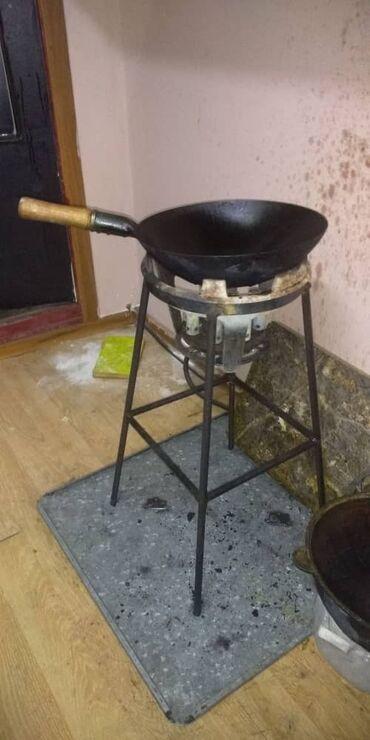 Газонокосилки - Кыргызстан: Вок-газ комплект 10000 сом