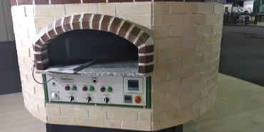 Пицца печь электрическая, спец. дизайн под заказ. в Бишкек