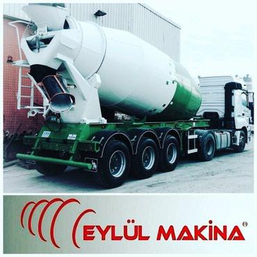 14 m3 Полутрейлер-миксер  в Бишкек
