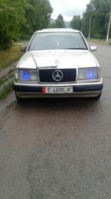 Mercedes-Benz - Кант: Mercedes-Benz 230 1991
