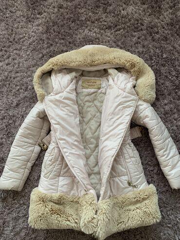 Зимняя куртка на девочку 7-8 лет  Производство Корея