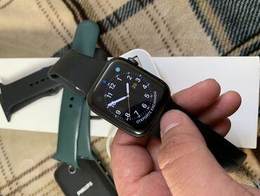 Черные Мужские Наручные часы Apple