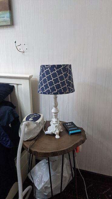 47 объявлений: Настольные лампы 2 шт. Б/у в отличном состоянии. Оплата наличными
