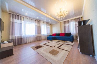 Посуточно сдается 2-комнатая квартира в Бишкек