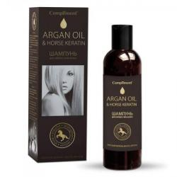 Bakı şəhərində Шампунь compliment argan oil & horse keratin