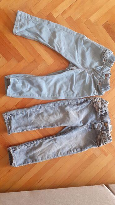 Dečije Farmerke i Pantalone | Lazarevac: Decije farmerke i pantalone HM 9 -12 mes koriscene i u odlicnom