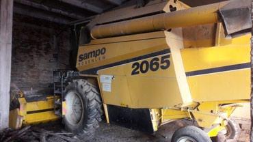 Конбайн зерновой Sampo. 2001 год состояние в Каниш-Кия