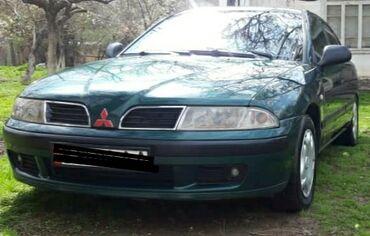 Практика вождения на механике - Кыргызстан: Mitsubishi Carisma 1.8 л. 2000