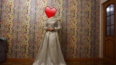 размер-44 в Кыргызстан: Вечернее мусульманское платье на прокат. Размер 44