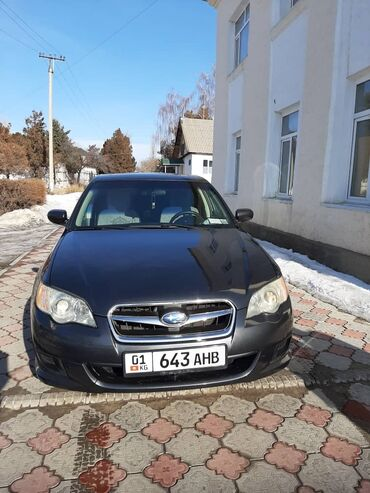 meizu m6 синий в Кыргызстан: Subaru Legacy 2.5 л. 2009 | 177272 км