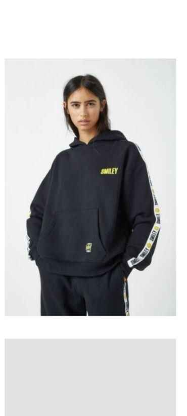 Спорт и хобби - Кок-Джар: Продам толстовку бренд pull&bear оригинал, размер не подошёл, разм