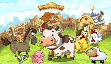 Farma krava - Srbija: Zivotinjska farma i ostale tapete po meri i želji