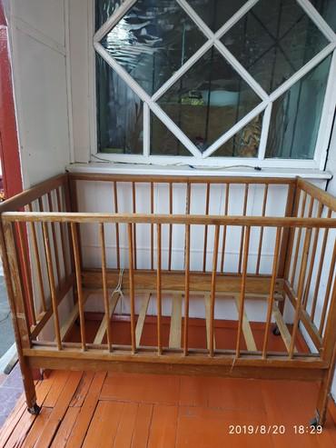 Продаю детскую кровать в Бишкек