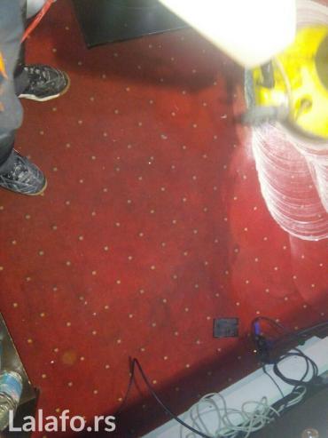 Pranje i ugradnja tepiha - Beograd