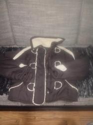 Ženska odeća | Vrbas: Lagana zimska jakna,odlicno ocuvana.Velicina XL,boja braon