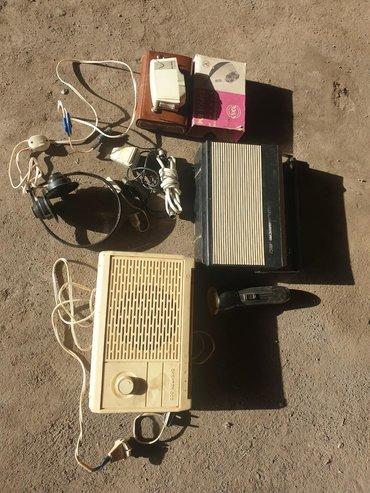 Г. Каракол Продаю не работает ссср радио и фонарь и электрическая