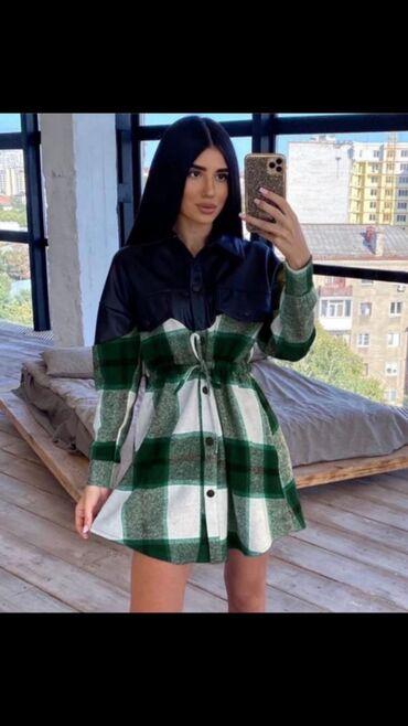 Получили супер модную туника -платьеХит сезонаВ четырех